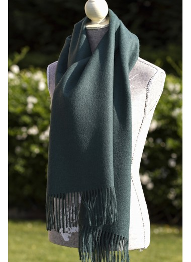 Scarf Plain Green